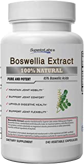 boswellia serrata 1200 mg