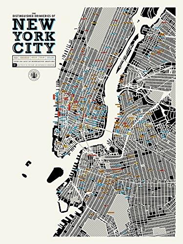 De Distinguished Drinkeries van New York City