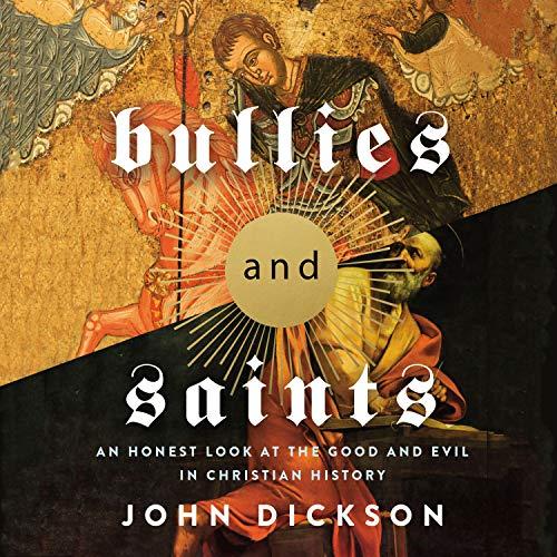 Bullies and Saints cover art