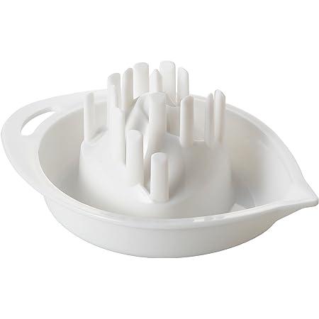 スマイルキッズ グレープフルーツ絞り器 グレープフルーツしぼり革命 ホワイト ALM-02C