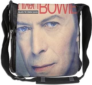 Messenger Bag - David Bowie Black Tie White Noise 1993 Shoulder Bag For All-Purpose Use