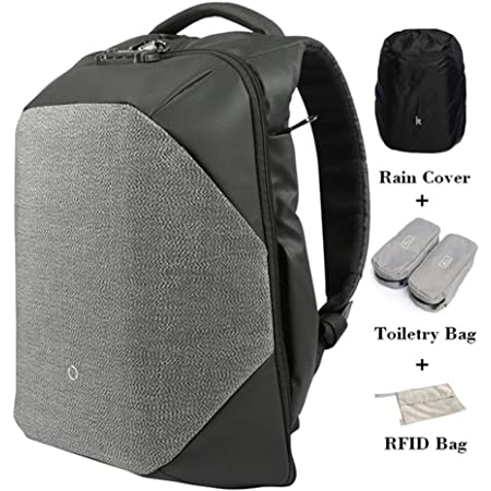 Empty Ra/_Mmst/_EIN Unisex School Backpack Water Repellent Travel Backpack Laptop Backpack 15 Inch