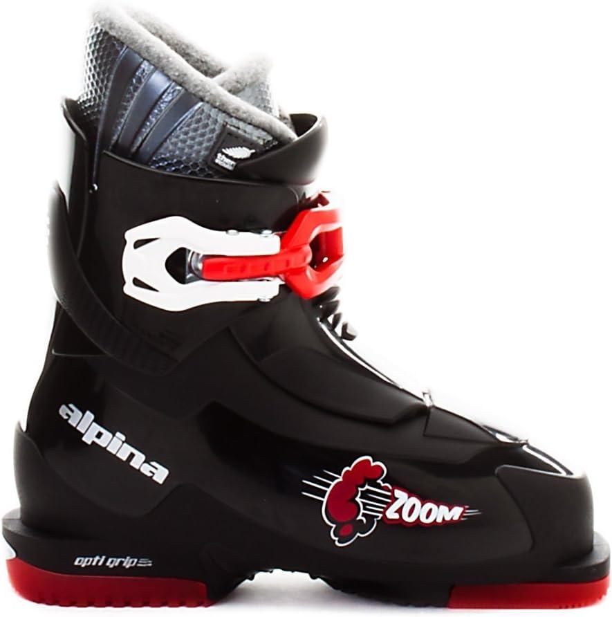 Alpina Sports Kids Zoom Action Alpine Downhill Ski Boots