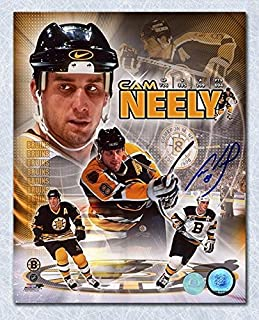 cam neely autographed picture