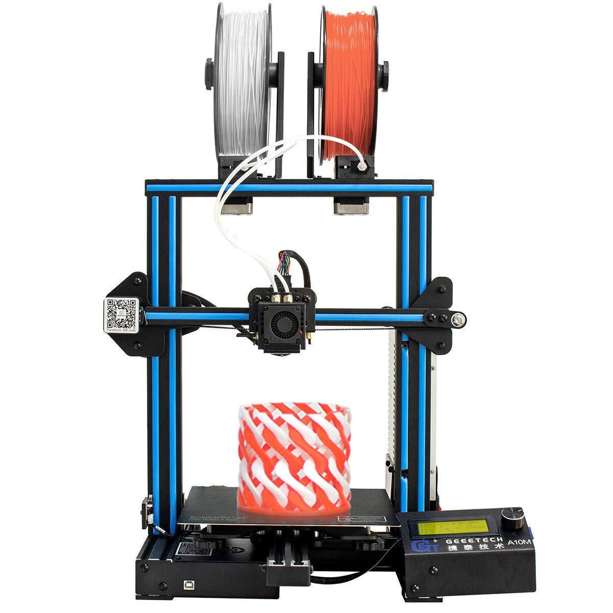 Geeetech Mix Color 220%C3%97220%C3%97260 Extruder Filament