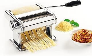 Metaltex Maquina para Pasta Italiana, Acero, Gris, 35x19x14