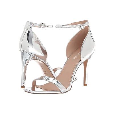 BCBGeneration Irina (Bright Silver) High Heels