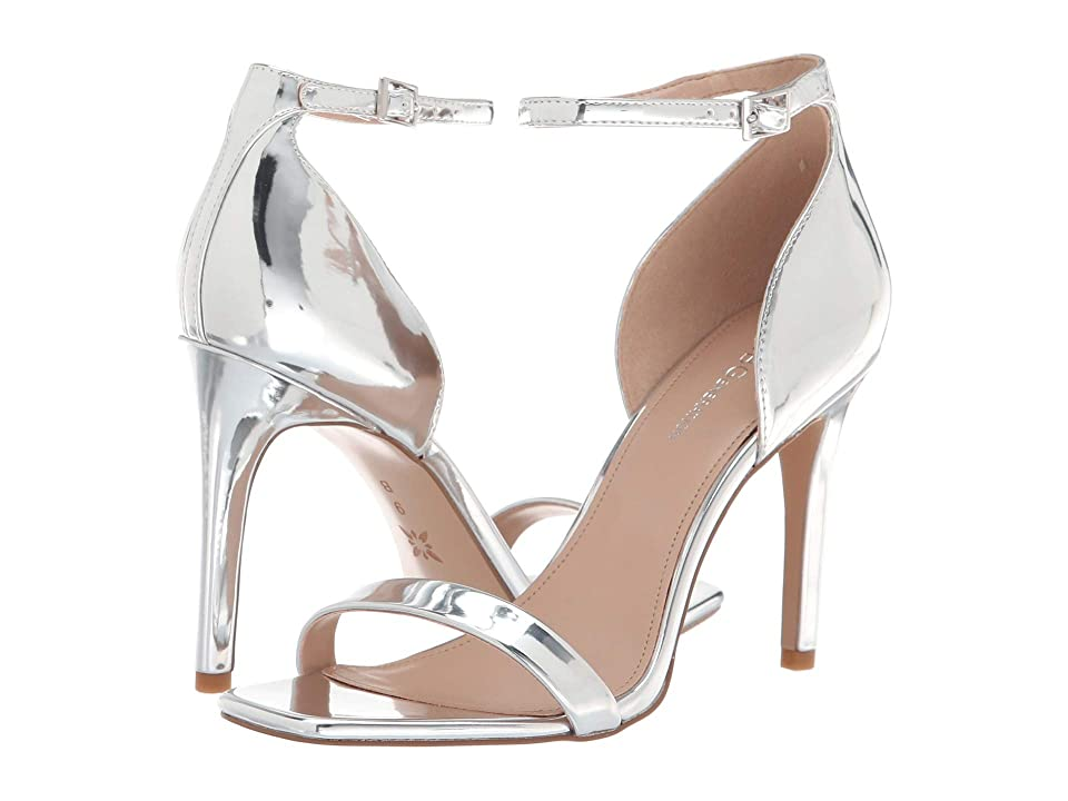 BCBGeneration Irina (Bright Silver) High Heels