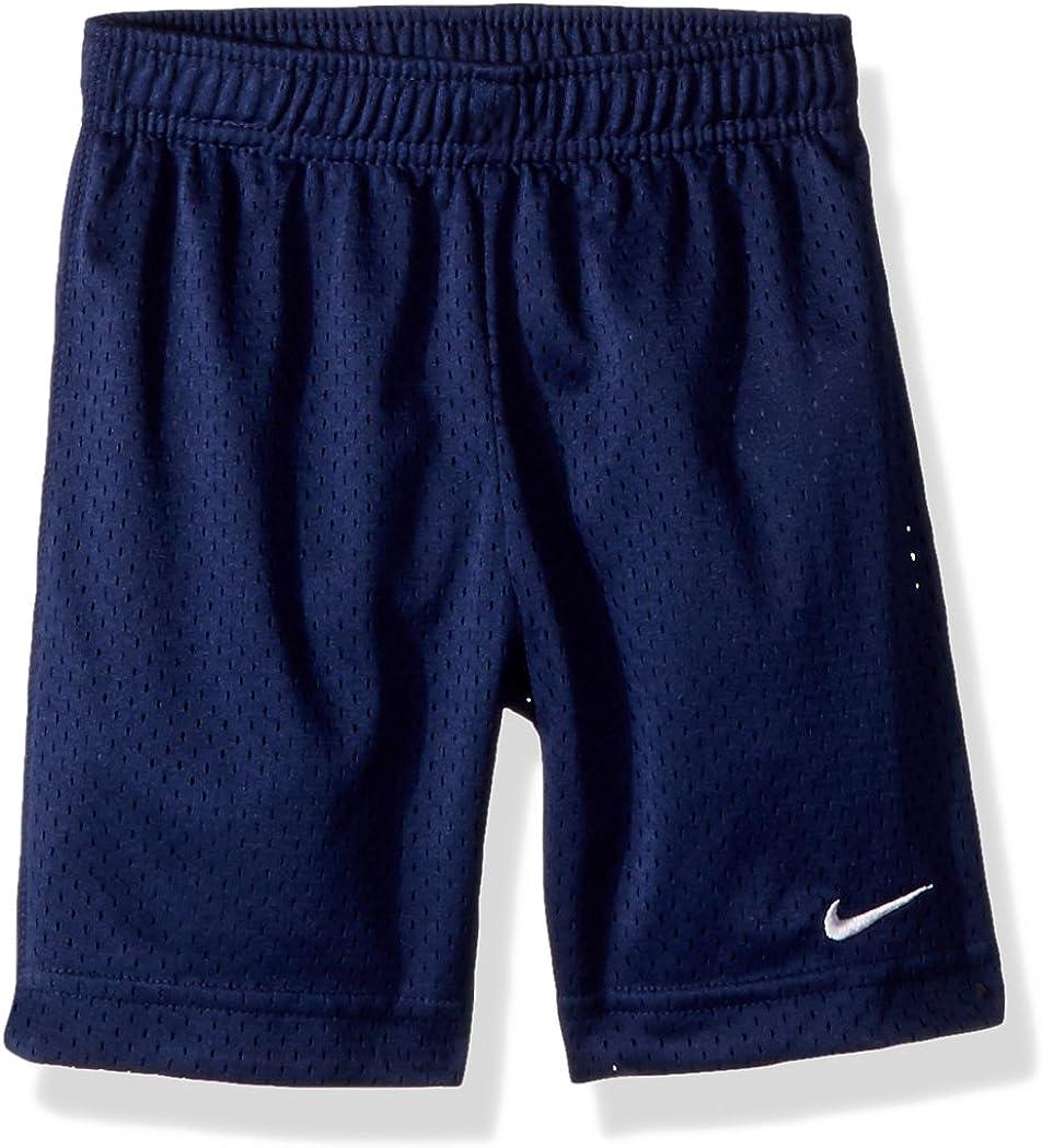 Nike Kids Baby Boy's Essential Mesh Short (Toddler) Binary Blue 4T Toddler