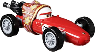 Disney and Pixar Cars Mama Bernoulli, Miniature, Collectible Racecar Automobile Toys Based on Cars Movies, for Kids Age 3 and Older