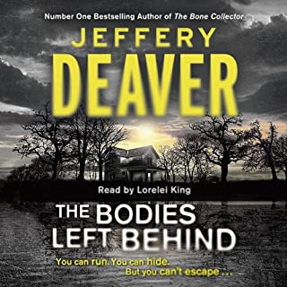 The Bodies Left Behind cover art