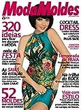 Moda Moldes 44 (Portuguese Edition)