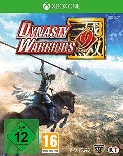 Koch Media Dynasty Warriors 9 vídeo - Juego (Xbox One, Acción / Aventura, T (Teen))