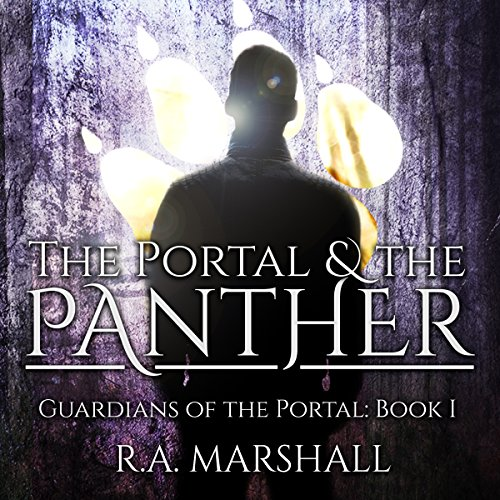 The Portal and the Panther audiobook cover art