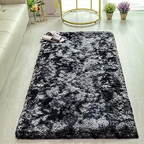 mörkgrå matta ikea