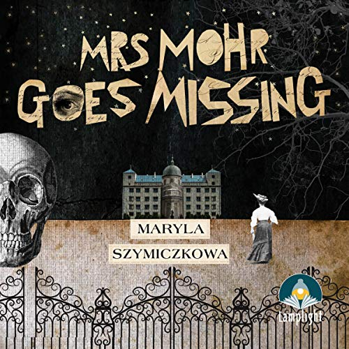 Mrs Mohr Goes Missing, Book 1 cover art