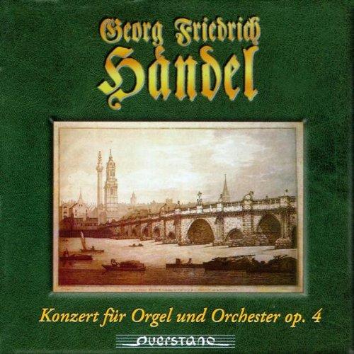 Orgelkonzert Nr. 2, B-Dur op.4 Nr. 2: A tempo ordinario, e staccato