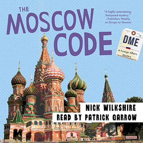 The Moscow Code audiobook cover art