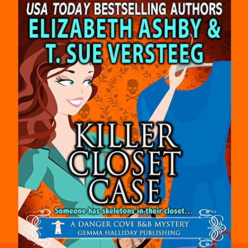 Killer Closet Case     A Danger Cove B&B Mystery, Volume 6              De :                                                                                                                                 T. Sue VerSteeg,                                                                                        Elizabeth Ashby                               Lu par :                                                                                                                                 Pamela Lorence                      Durée : 6 h et 19 min     Pas de notations     Global 0,0