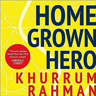 Homegrown Hero cover art