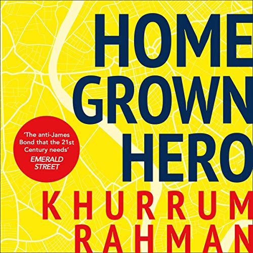 Homegrown Hero cover art