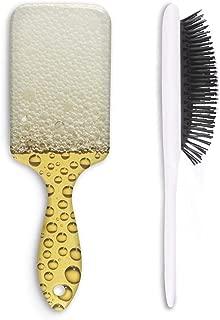 hairbrush drink holder