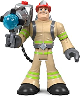 Fisher-Price Rescue Heroes Billy Blazes, 6-Inch Figure with Accessories