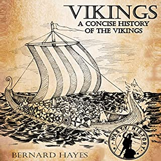 Vikings: A Concise History of the Vikings cover art