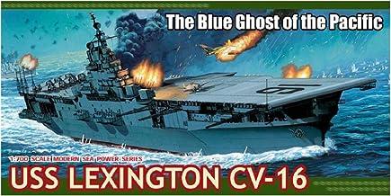 USS Lexington CV-16, 1:700 [importado de Alemania]