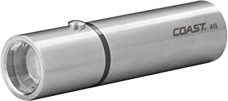 COAST A15 Stainless Steel LED Flashlight
