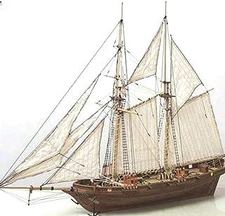 Kit de construction de bateau à voile en bois à monter soi-même, modèle de bateau à voile 3D à monter soi-même, pour décor...