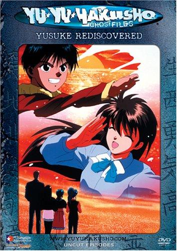 Yu Yu Hakusho - Yusuke Rediscover (Vol. 32) - Uncut
