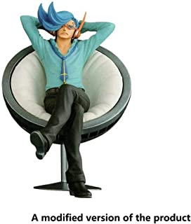 Huangyingui One Piece Vinsmoke Family Niji DXF Sculpture Toy High 12CM(4.7Inches)