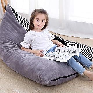 KOLACEN Stoppade djur leksak förvaring bönpåsar mjuk hopfällbar stol soffa sätesskydd för barn barn stor kapacitet