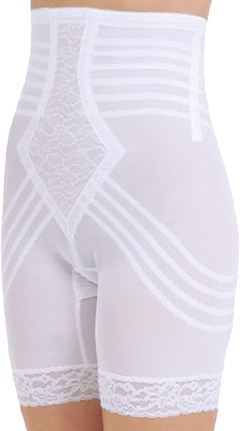 Rago New mail order Style 6209 - High-Waist Guarant Firm Memphis Mall Thigh Shaping. Slimmer