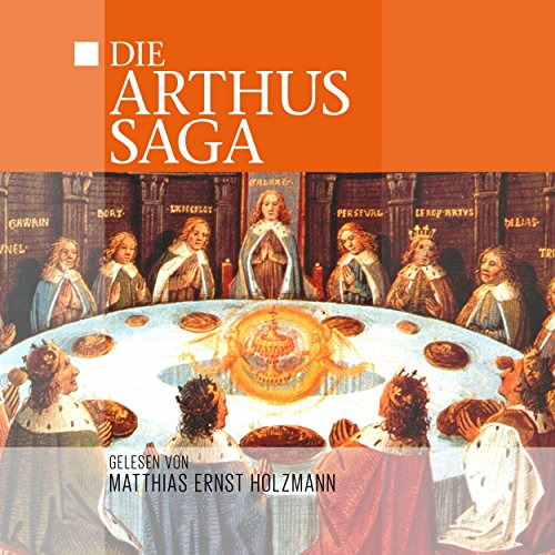 Die Arthus Saga cover art
