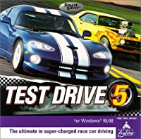 Test Drive 5 (Jewel Case) (輸入版)