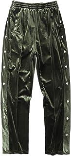 Aksamitne spodnie męskie, odblaskowe Hip-hop Męskie spodnie dresowe na pokazy i imprezy Oddychające, nie blaknące Spodnie ...