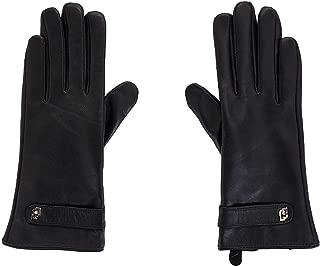 Luxury Fashion | Liu Jo Womens 369096P001622222 Black Gloves | Fall Winter 19
