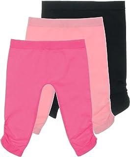 Carina Bermuda Pants For Girls - 3 Pcs