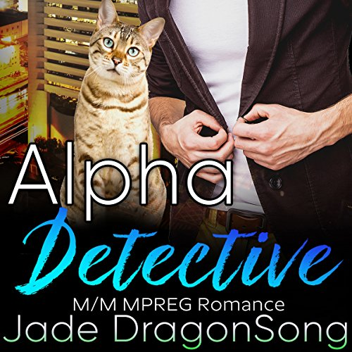 Alpha Detective audiobook cover art