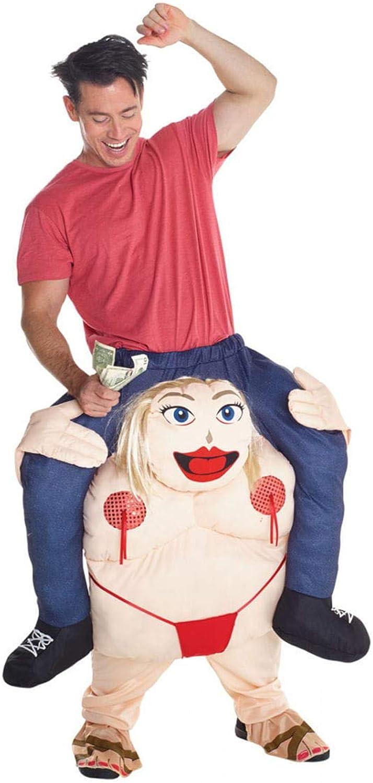 Horror-negozio Costume Stripper Fat Me autory