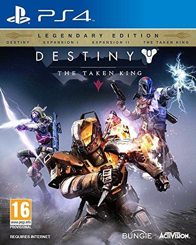 Destiny: König der Besessenen Legendäre Edition (PS4) Deutsche Sprache
