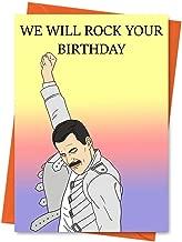 freddie mercury birthday cards