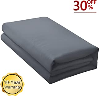 FAHUA Breathable Cotton Duvet Cover for Weighted Blanket 60