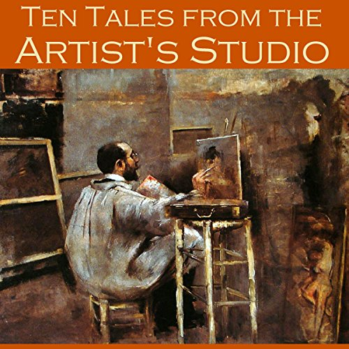 『Ten Tales from the Artist's Studio』のカバーアート