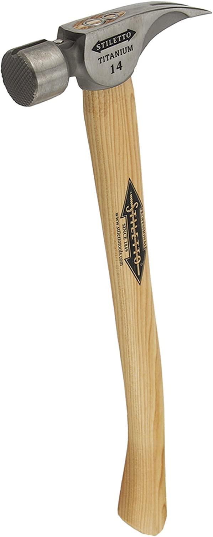 Stiletto 4932352585 Martillos de Aguja Ti14MC-H16-1pc multicolor