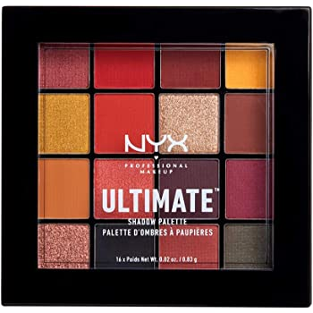 NYX PROFESSIONAL MAKEUP Ultimate Shadow Palette, Eyeshadow Palette, Phoenix