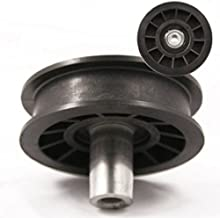 Lawnmowers Parts 12644 Rotary Idler Pulley Compatible With Craftsman 179114, Husqvarna 532179114