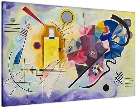 Amazonfr Wassily Kandinsky Tableaux Posters Et Arts Décoratifs